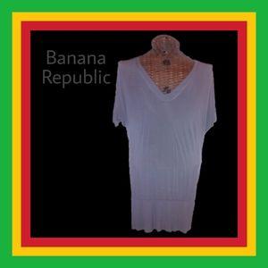 BANANA REPUBLIC TUNIC 🇪🇹BUY 1 GET 1 FREE EVERYTHING🇪🇹